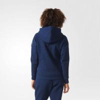 adidas Z.N.E. Travel Hoodie Blue BJ8979 купить по цене 1850 грн. в интернет магазине SportBrend, Украина