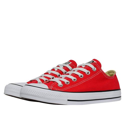 Converse Chuck Taylor All Star Low Red M9696 купить по цене 1630 грн. в интернет магазине SportBrend, Украина