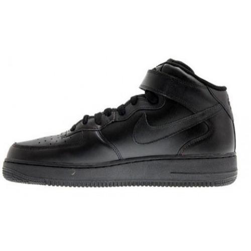 Nike Air Force 1 Mid 07 in schwarz 315123 001 in 2020
