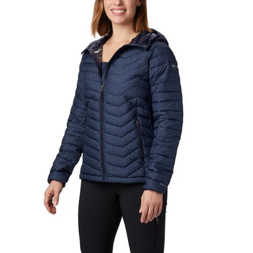 Columbia Powder Lite™ Hooded Jacket WK1499 472 купить по цене 2725 грн. в интернет магазине SportBrend, Украина