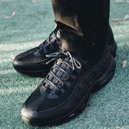 Nike Sportswear Air Max 95 Sneakerboot Black